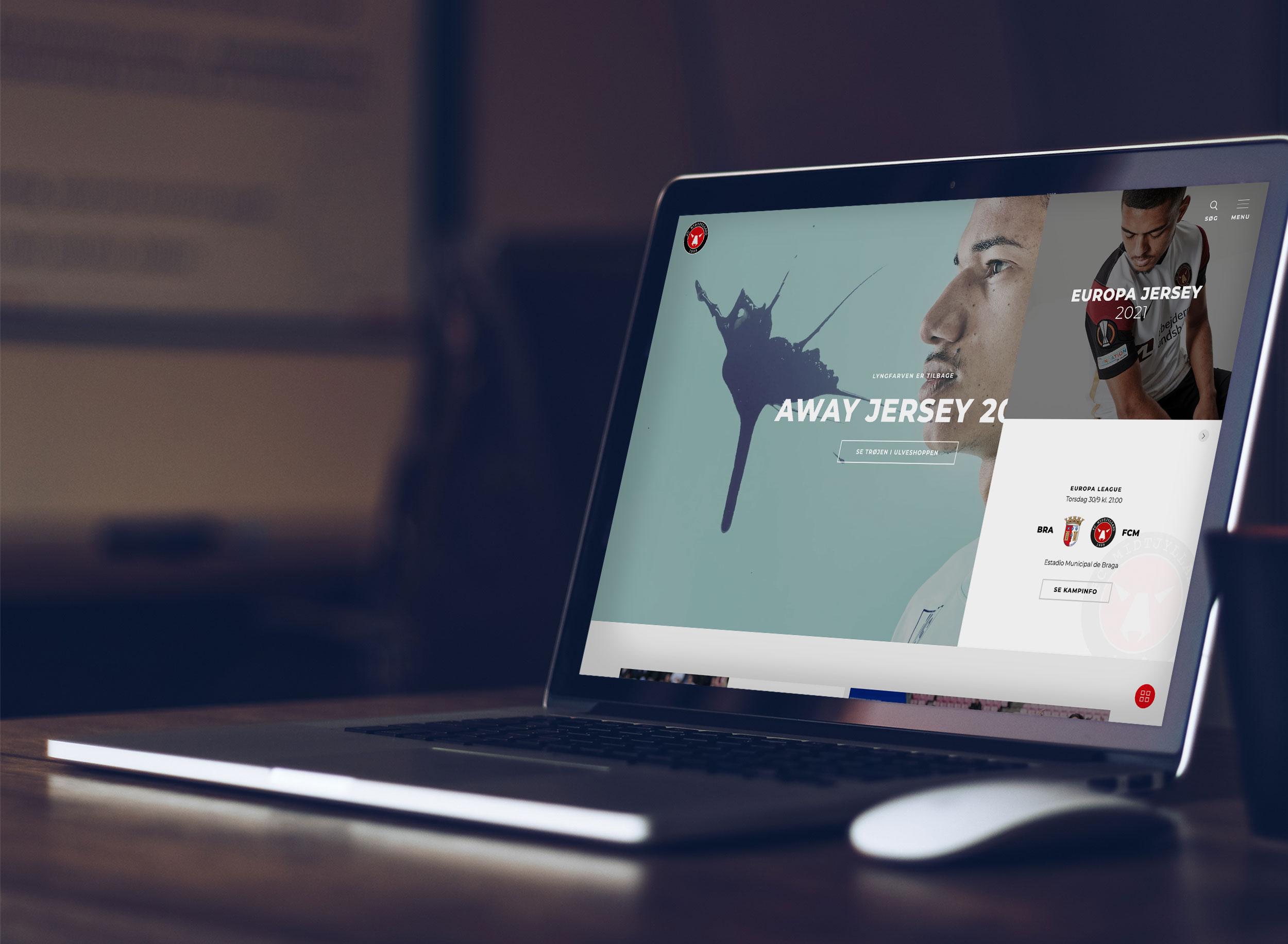Danmarks mest sete fodbold brand relanceres digitalt.